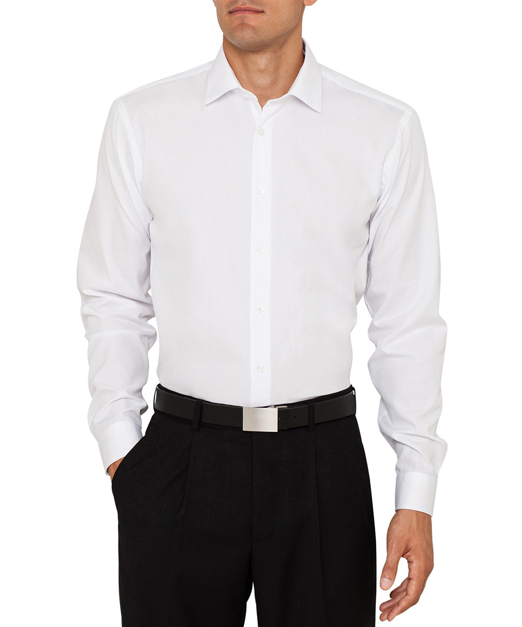 How to pick a good quality business shirt the for Corporate shirts for men