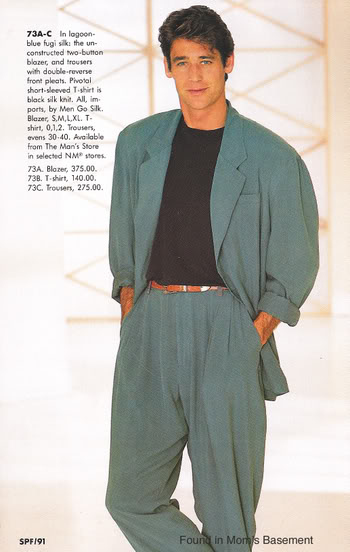 pants lessons we have learnt from the 90's big mens clothing by ron bennett